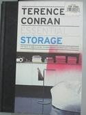 【書寶二手書T1/設計_OGS】Essential Storage: The Back to Basics Guides to Home Design..