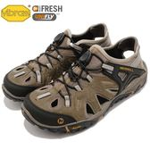 Merrell 戶外鞋 All Out Blaze Sieve 運動 越野 登山 咖啡 黑 休閒鞋 涼拖鞋 男鞋【PUMP306】 ML65243
