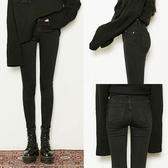 窄管褲 黑色牛仔褲女2020秋季新款韓版顯瘦緊身九分褲高腰修身彈力小腳褲