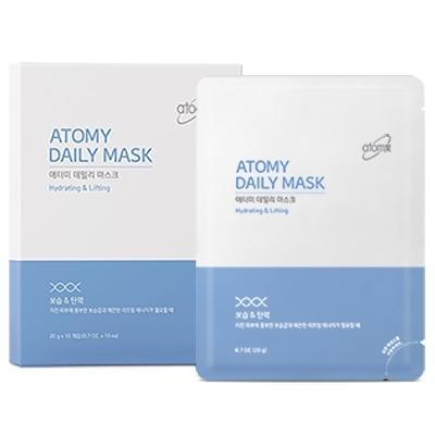 艾多美 Daily緊緻保濕面膜 10入/盒  | OS小舖