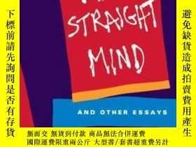 二手書博民逛書店The罕見Straight MindY364682 Monique Wittig Beacon Press