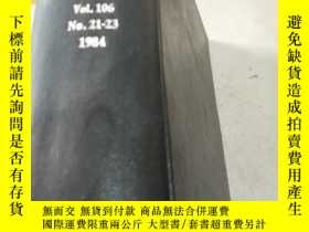 二手書博民逛書店journal罕見of the ameican chemical
