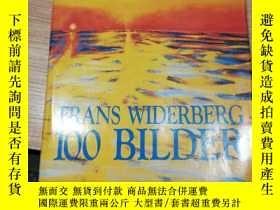 二手書博民逛書店FARMS罕見WIDERBERG 100BILDERY13879