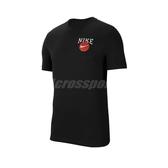 Nike 短袖T恤 Dri-FIT Dunk On U Tee 黑 橘 男款 短T 籃球 運動休閒 【ACS】 CD1287-010