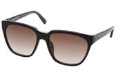TOD'S 時尚百搭方框 太陽眼鏡 (黑色)TO9128