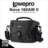 Lowepro 羅普 Nova 諾瓦 160 AW II 新星  單肩側背包 斜背 攝影包 相機包 公司貨 ★24期免運★薪創數位