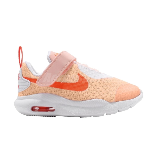 Nike 休閒鞋 Air Max Oketo 橘 白 幼童 嬰兒鞋 小童鞋 氣墊 復古慢跑鞋 運動鞋 【ACS】 CK0243-861