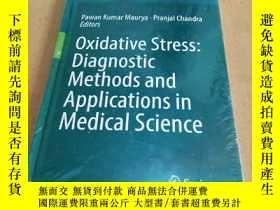 二手書博民逛書店oxidative罕見Stress Diagnostic Met