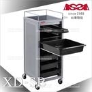 台灣亞帥ASSA | XD-SB專業級多功能工具車-銀(二色)[21965]開業設備