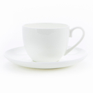 HOLA 緻白骨瓷杯碟