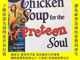 二手書博民逛書店Chicken罕見Soup For the Preteen Soul:101 Stories of Changes