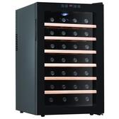 紅酒櫃 越海世家 BW-70D 電子恒溫紅酒櫃28支裝  茶葉櫃 家用冷藏櫃冰吧 莎瓦迪卡