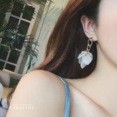 《Caroline》★韓國熱賣造型時尚  甜美魅力、迷人風采項耳環71723