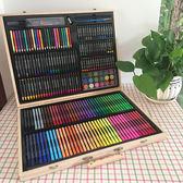 251件兒童水彩筆套裝幼兒園72色畫畫筆學生36色彩色筆可水洗無毒WD 至簡元素