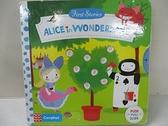 【書寶二手書T1/少年童書_BOR】First Stories: Alice in Wonderland_Colonel Moutard