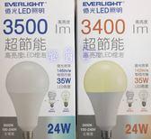 好商量~億光 LED 24W 超節能 高亮度 燈泡 E27