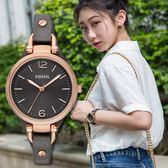 FOSSIL 優雅簡約設計時尚腕錶 ES3077熱賣中!