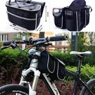 【省錢博士】四合一馬鞍包  自行車上管包...