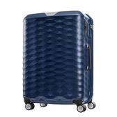 Samsonite 新秀麗 28吋行李箱推薦 創新2:8比例 Hinomoto煞車雙軌輪 POLYGON DX4