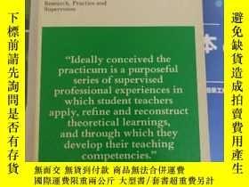 二手書博民逛書店The罕見Practicum in Teacher EducationY415883 出版1982