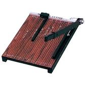 【奇奇文具】徠幅LIFE NO.301 木製裁紙機/裁紙器/切紙機 (B3)