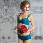 瑪登瑪朵-無敵美G內衣  B-D罩杯(古董藍)