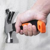✭慢思行✭【J32-1】多功能羊角錘 小巧 便捷 工具 錘子 鐵榔頭  羊角鎚 鐵鎚 迷你起釘錘 榔頭