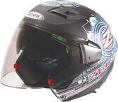 ZEUS 瑞獅 ZS-611E ZS611E 611E TT-13  彩繪 四段變身+內藏墨片+半罩式 可變 全罩式  免運