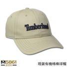 【Timberland】帽子 男女用 有機棉 棒球帽 /淺棕色