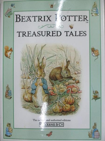 【書寶二手書T1/少年童書_CLI】Beatrix Potter s Treasured Tale_Beatrix Potter