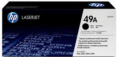 HP Q5949A 黑色原廠碳粉匣