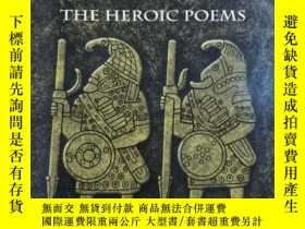 二手書博民逛書店The罕見Poetic Edda: The Heroic Poe