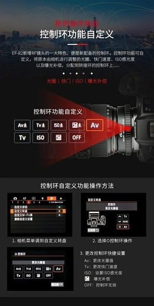 @3C 柑仔店@ 唯卓 VILTROX EF-R2 鏡頭轉接環 似 Canon EF-EOS R 有控制環功能 可更新