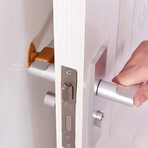 門後手把消音吸盤防撞墊 吸盤式 緩衝軟墊