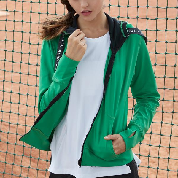 時尚合身短版外套TA727(商品不含內搭衣及配件)-百貨專櫃品牌 TOUCH AERO 瑜珈服有氧服韻律服