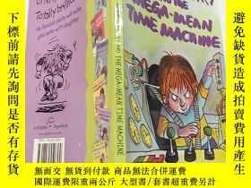二手書博民逛書店horrid罕見henry and the mega mean time machine :可怕的亨利和超級機器奇