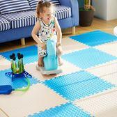 爬行墊 兒童臥室拼圖地板爬行墊寶寶大號加厚泡沫地墊拼接榻榻米家用JD BBJH