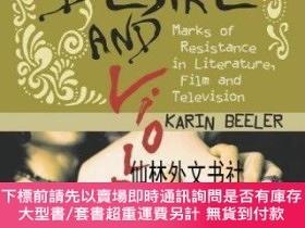 二手書博民逛書店【罕見】Tattoos, Desire And Violence : Marks of Resistance in