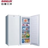 【SANLUX 台灣三洋】181L 直立式冷凍櫃《SCR-181A3》全新原廠保固