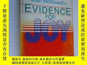 二手書博民逛書店Evidence罕見for JoyY146810 Josh Mc