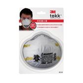 【3M】TEKK N95 防粉塵傷害口罩 8210D (單入泡殼裝)