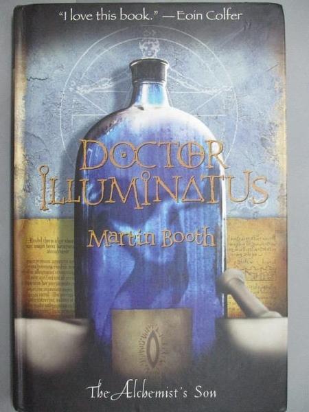 【書寶二手書T6/原文小說_MDX】Doctor Illuminatus_Martin Booth
