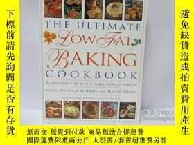 二手書博民逛書店the罕見ultimate low fat baking coo