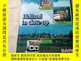 二手書博民逛書店Holland罕見in close-upY17747