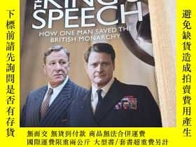 二手書博民逛書店The罕見Kings Speech : How One Man Saved the British Monarch