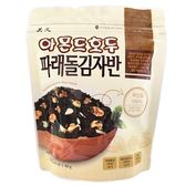 【韓國商品】英義海苔酥-杏仁核桃(40g)