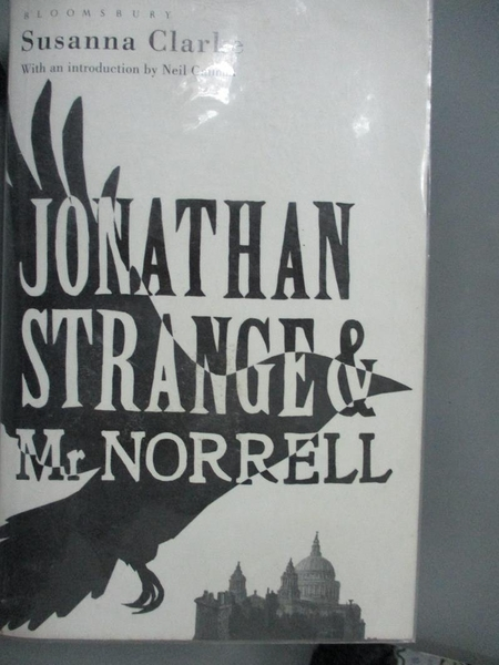 【書寶二手書T1/原文小說_INH】Jonathan Strange & Mr Norrell_Susanna Clarke