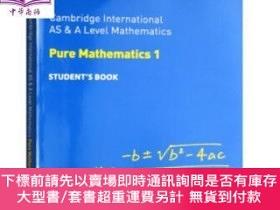 二手書博民逛書店罕見原版 Collins AS&A Level Pure Mathematics1英文原版 柯Y454646