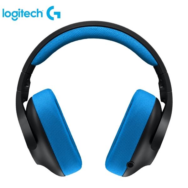 [logitech 羅技 ]  有線遊戲耳機麥克風  G233