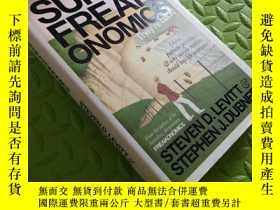 二手書博民逛書店Superfreakonomics:Global罕見Cooling, Patriotic Prostitutes